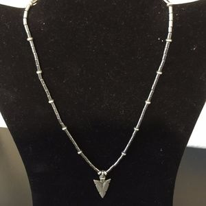 Short Arrow Necklace. Add this to your bundle!